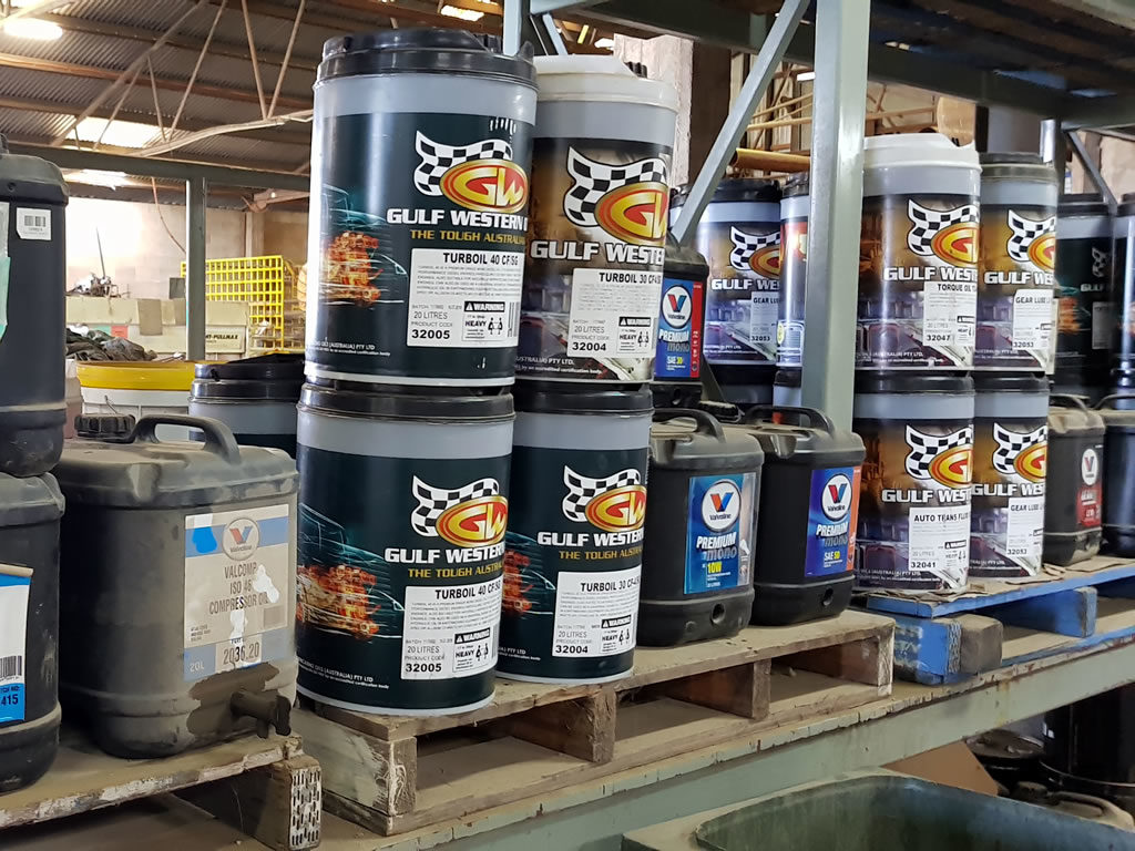 Lubricants and lubrication equipment