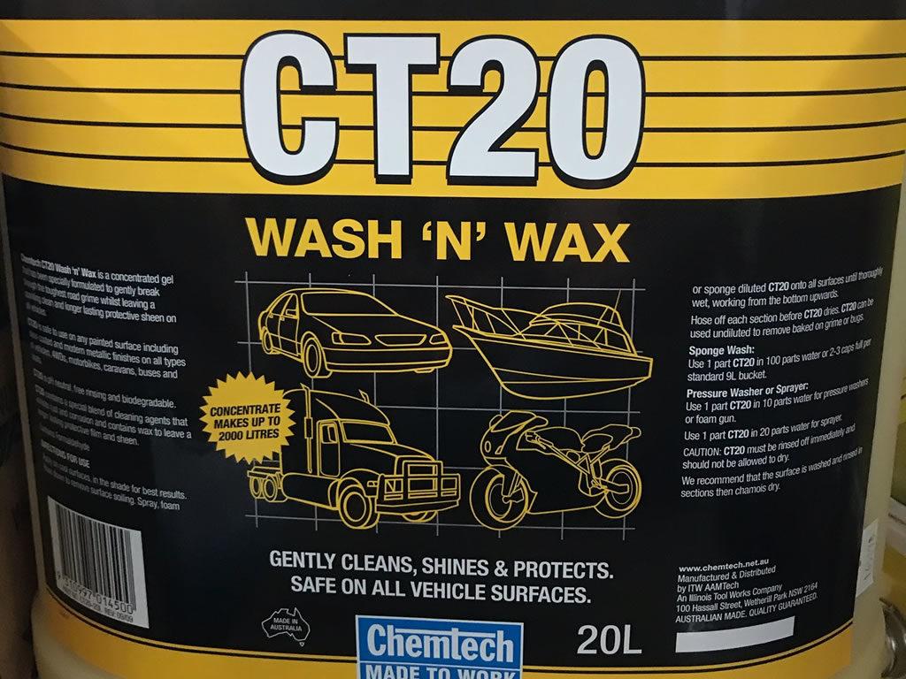Wash 'N' Wax